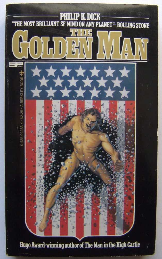 Image for The Golden Man