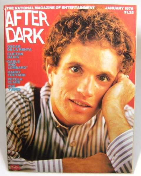 Image for After Dark: The National Magazine of Entertainment (January, 1976, Volume 8, #9)