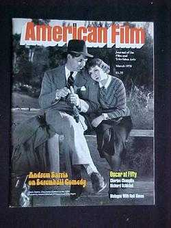 Image for American Film (March, 1978, Volume 3, #5)