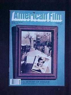 Image for American Film (November, 1978, Volume 4, #2)