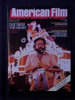 Image for American Film (October, 1981, Volume 7, #1)