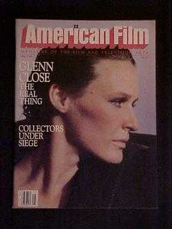 Image for American Film (May, 1984, Volume 9, #7)