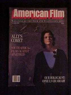Image for American Film (November, 1985, Volume 11, #2)