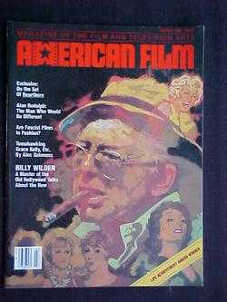 Image for American Film (March, 1986, Volume 11, #5)