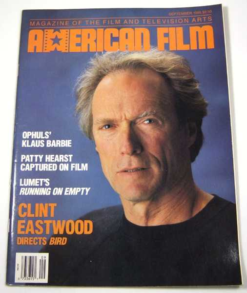 Image for American Film (September, 1988, Volume 13, #10)