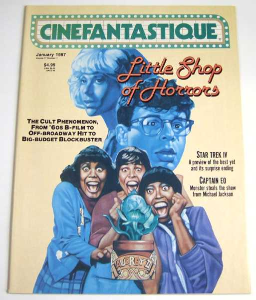 Image for Cinefantastique (January 1987, Volume 17, #1)