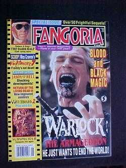Image for Fangoria #122 (May, 1993)