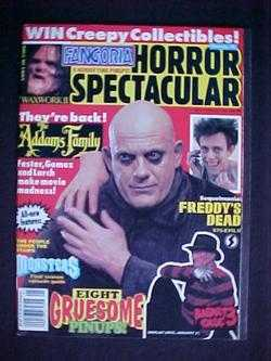 Image for Fangoria Horror Spectacular #5 (January, 1992)