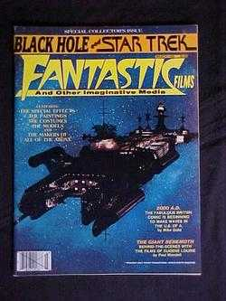Image for Fantastic Films: The Magazine of Fantasy and Science Fiction in Cinema #15 (March 1980, Volume 2, #9)