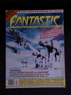 Image for Fantastic Films: The Magazine of Fantasy and Science Fiction in Cinema #23 (April, 1981, Volume 3, #8)