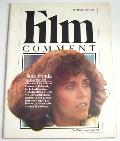 Image for Film Comment (March-April 1978, Volume 14, #2)