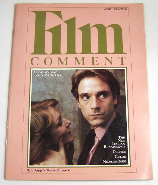Image for Film Comment (March-April 1983, Volume 19, #2)