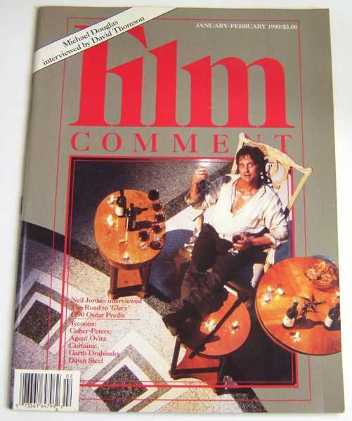 Image for Film Comment (January-February 1990, Volume 26, #1)