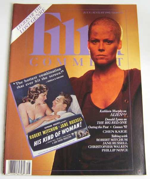 Image for Film Comment (July-August 1992, Volume 28, #4)
