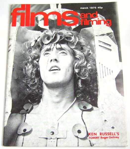 Image for Films and Filming (March, 1975, Volume 21, #6)