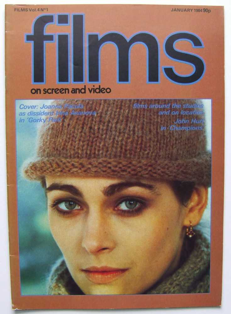 Image for Films on Screen and Video (January, 1984, Volume 4, #1)