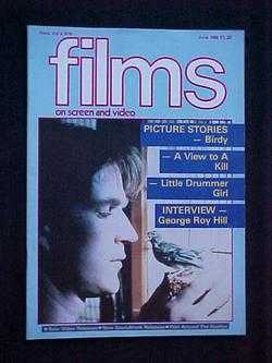 Image for Films on Screen and Video (June, 1985, Volume 5, #6)