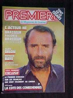 Image for Premiere: Le Magazine du Cinema, No. 84 (Mars, 1984)