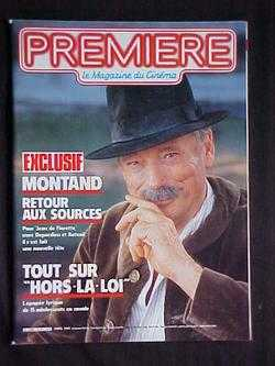 Image for Premiere: Le Magazine du Cinema, No. 97 (Avril, 1985)