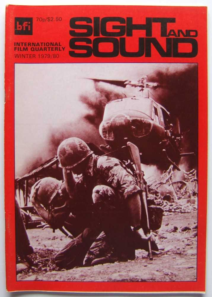 Image for Sight and Sound: International Film Quarterly (Winter, 1979-1980, Volume 49, #1)