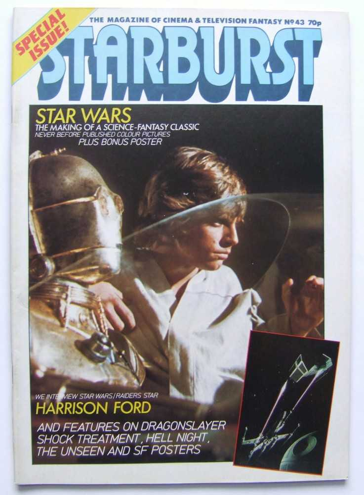 Image for Starburst: The Magazine of Cinema and Television Fantasy #43 (1981, Volume 4, #7)