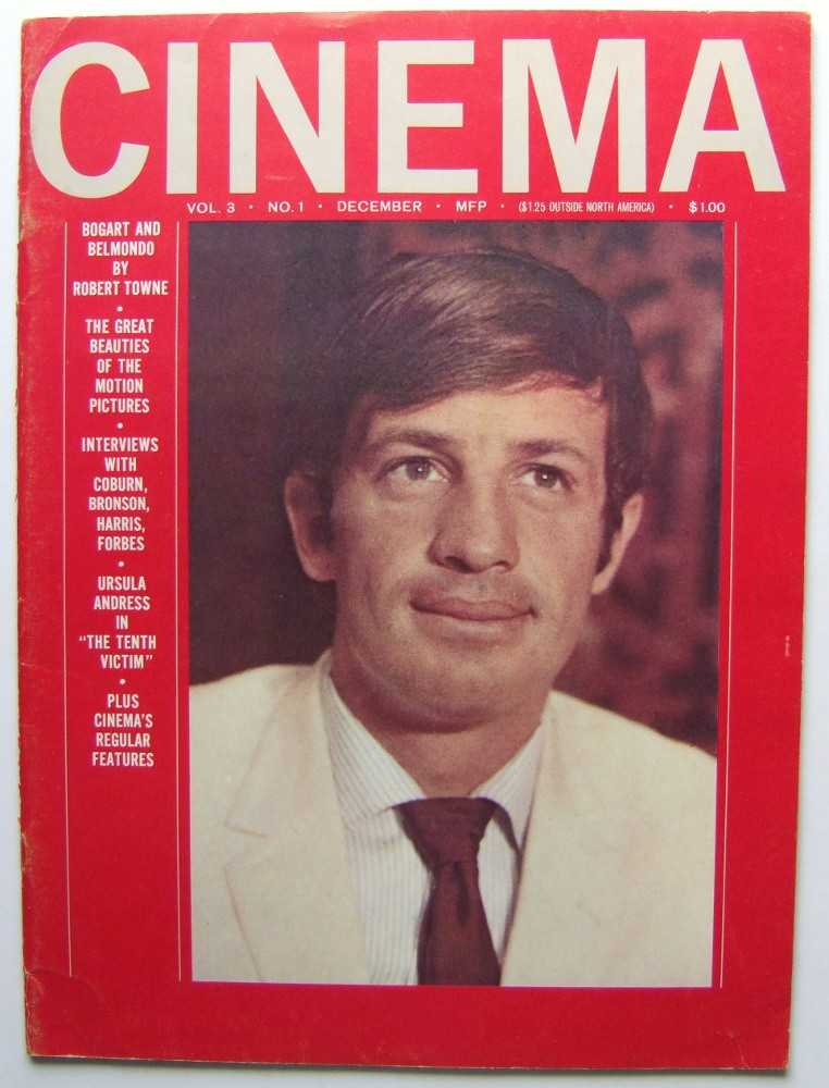 Image for Cinema (December, 1965, Volume 3, #1)