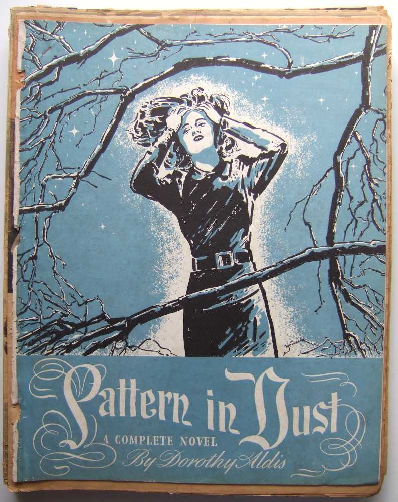 Image for Pattern in Dust (Tabloid newspaper format)