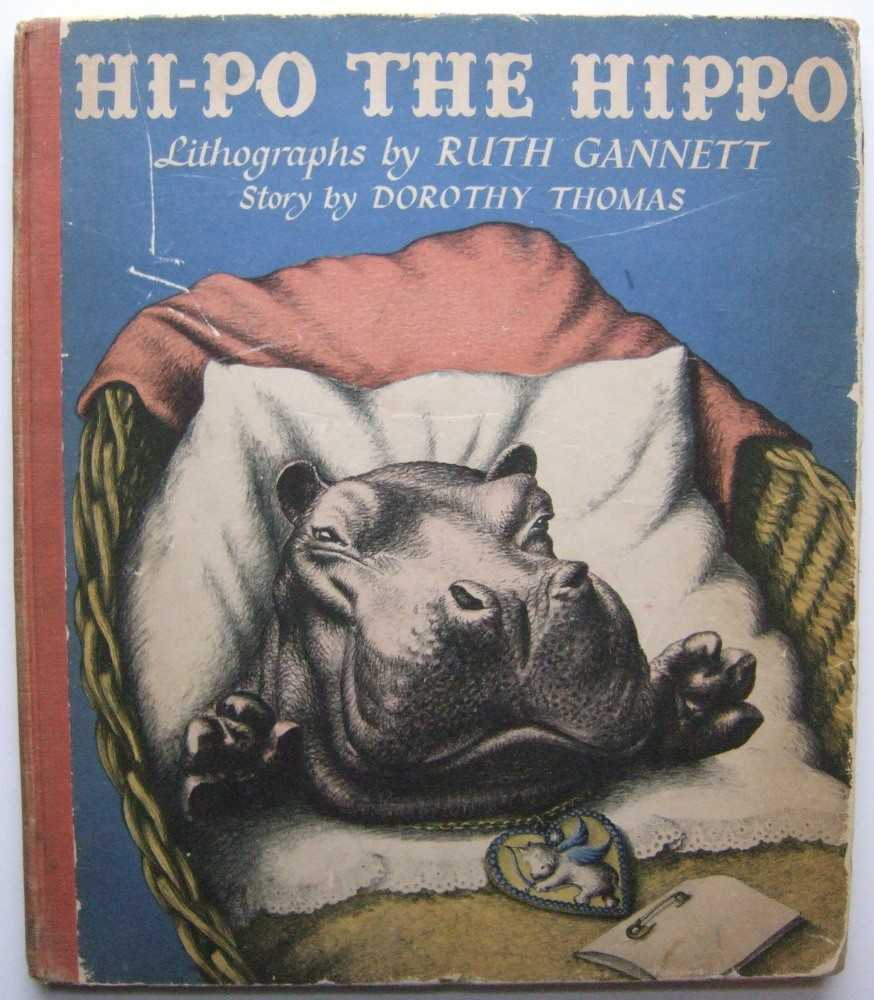 Image for Hi-Po The Hippo