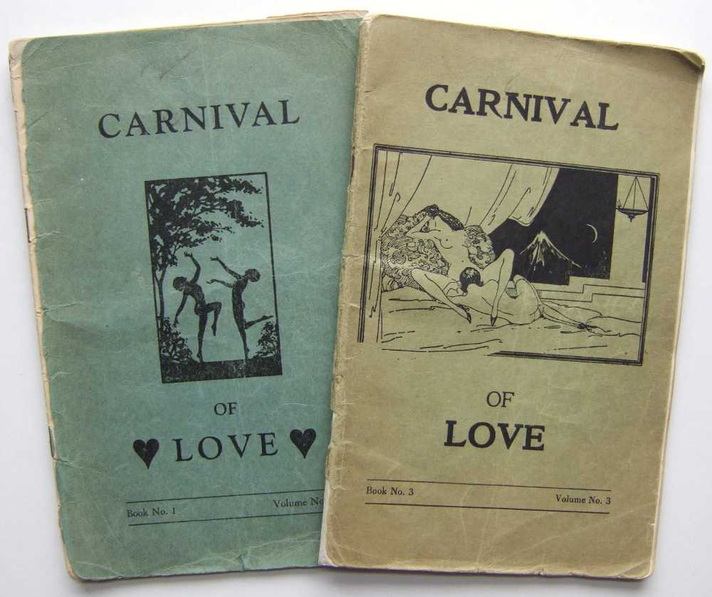 Image for Carnival of Love, 2 Volumes (Book No. 1, Volume No. 1 & Book No. 3, Volume No. 3)