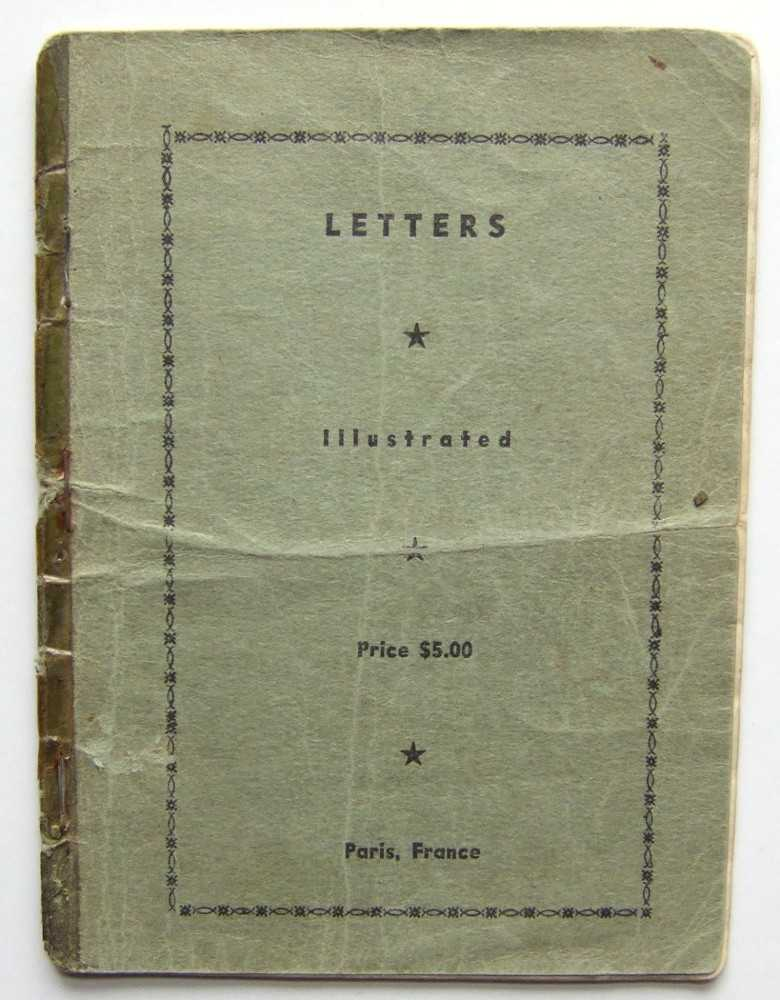 Image for Letters, Illustrated