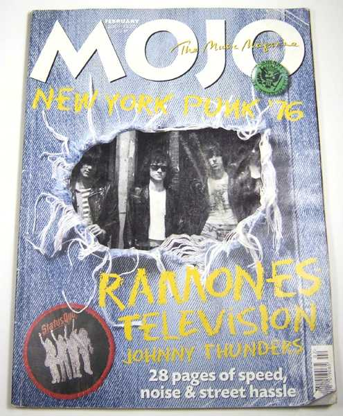 Image for Mojo Music Magazine #87 (February, 2001)