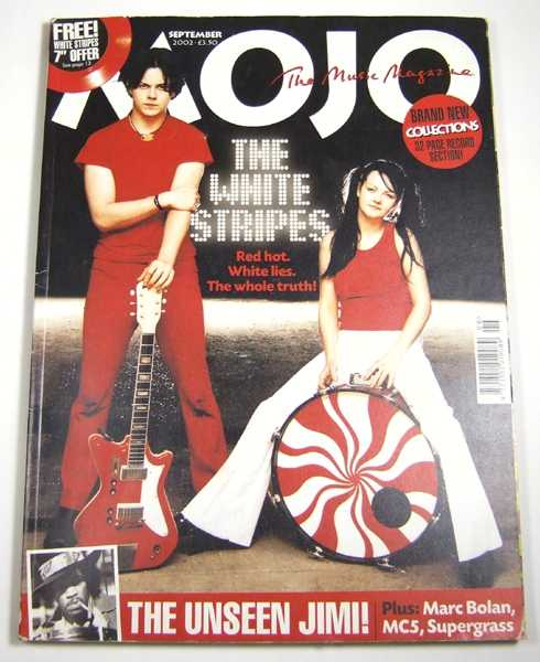 Image for Mojo Music Magazine #106 (September, 2002)