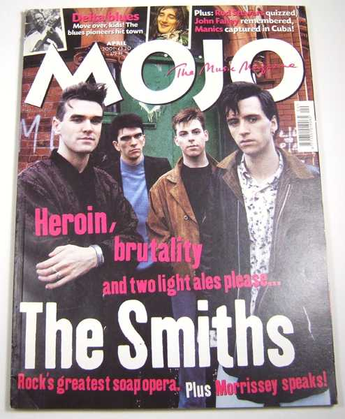 Image for Mojo Music Magazine #89 (April, 2001)