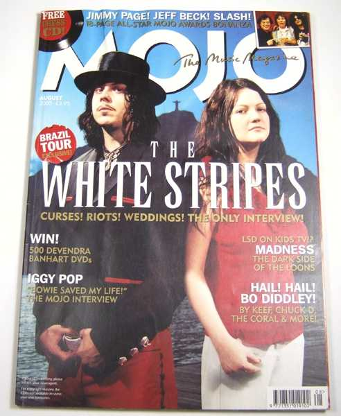Image for Mojo Music Magazine #141 (August, 2005)