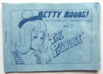 "Image for Betty Boobs! The Hooker with the Heart O' Gold in ""The Prophet"" (Tijuana Bible, 8-Pager)"