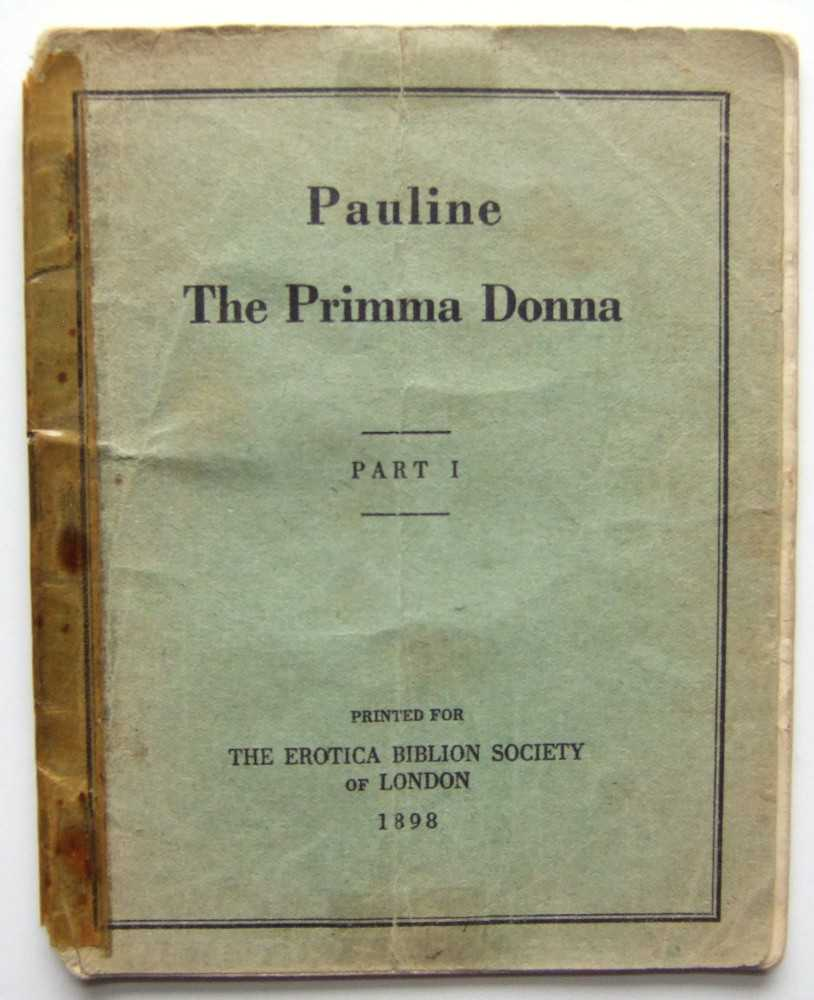 Image for Pauline The Prima Donna, Part 1