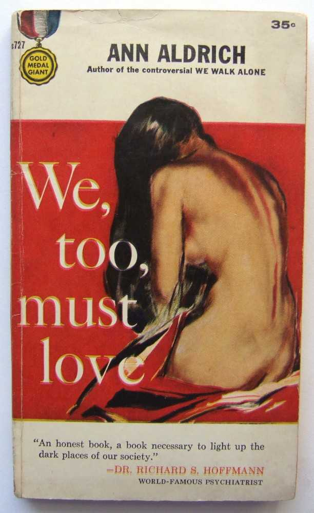 Image for We, Too, Must Love