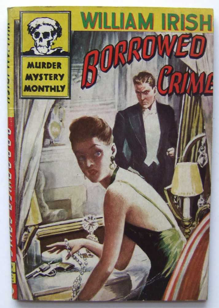 Image for Borrowed Crime and Other Stories