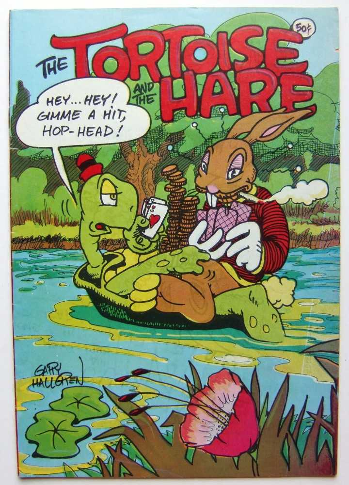 Image for The Tortoise and the Hare #1