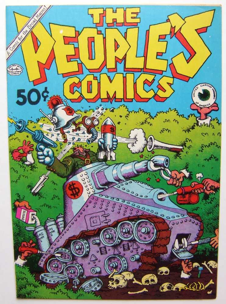 Image for The People's Comics