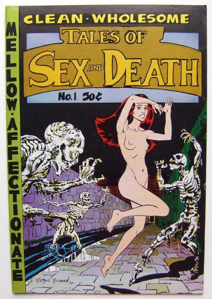 Image for Tales of Sex and Death #1