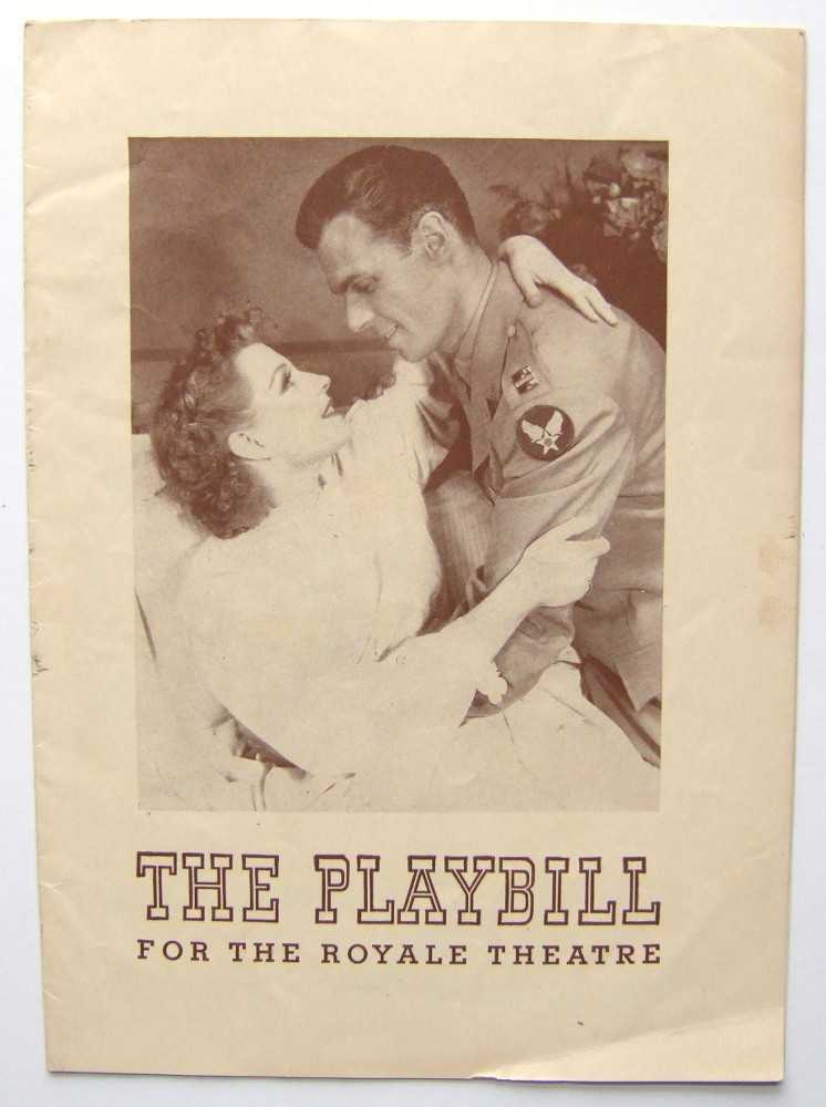 Image for A New Life: Playbill for the Royale Theatre, 1943