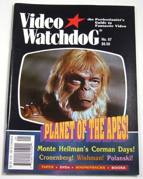 Image for Video Watchdog #67 (January, 2001)