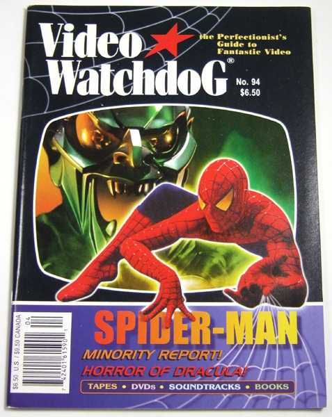 Image for Video Watchdog #94 (April, 2003)