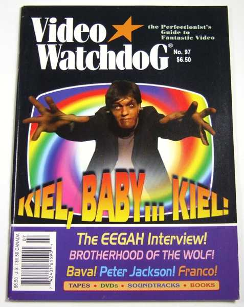 Image for Video Watchdog #97 (July, 2003)