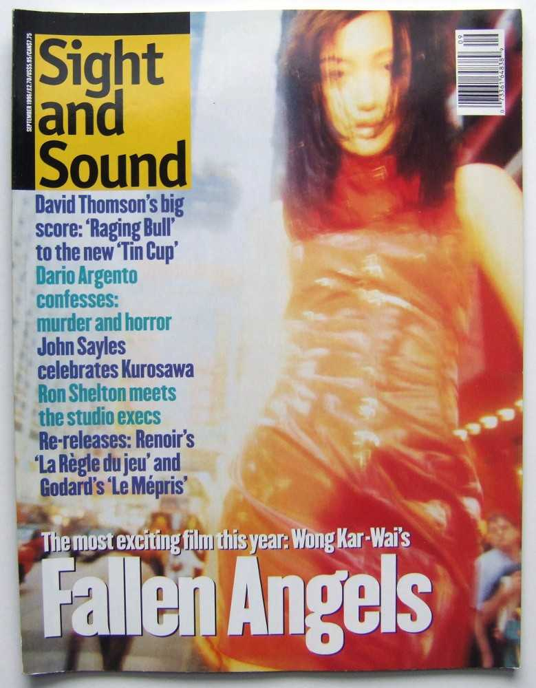 Image for Sight and Sound (September, 1996, Volume 6, #9)