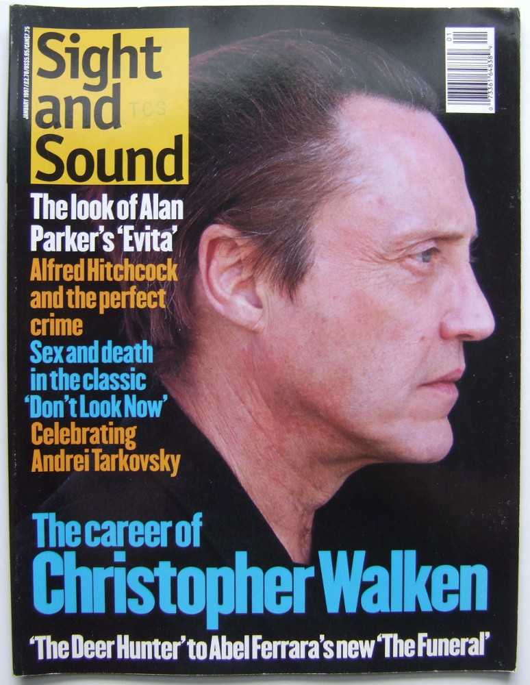 Image for Sight and Sound (January 1997, Volume 7, #1)