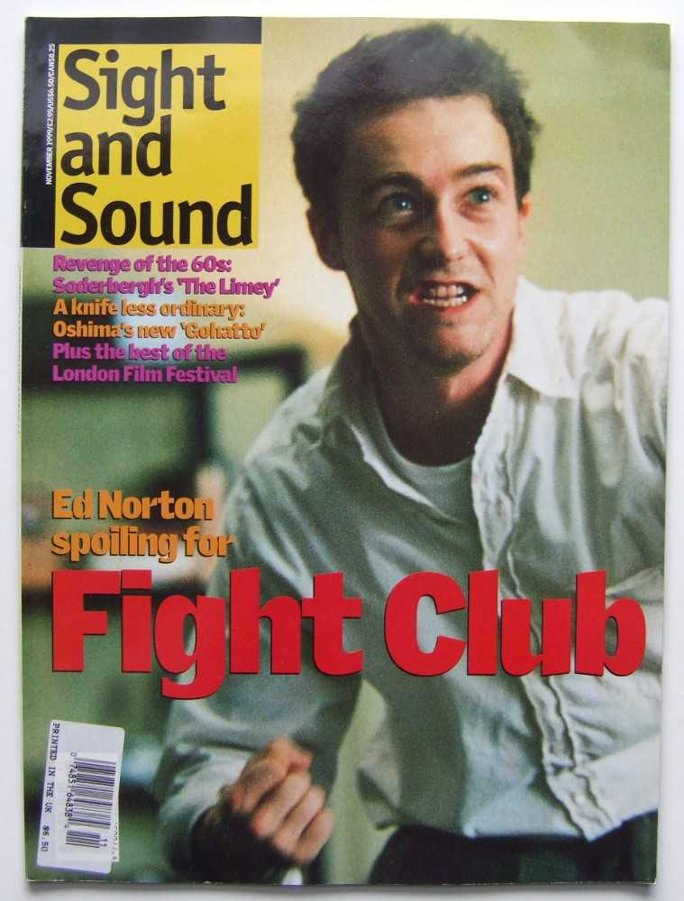 Image for Sight and Sound (November, 1999, Volume 9, #11)