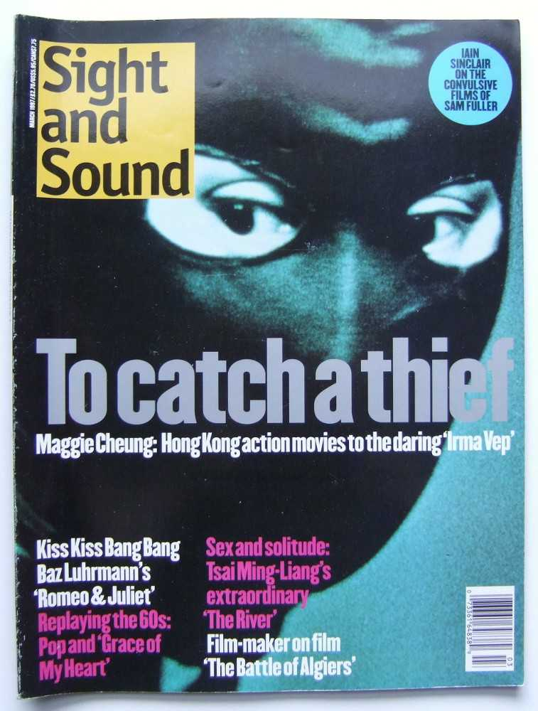 Image for Sight and Sound (March 1997, Volume 7, #3)