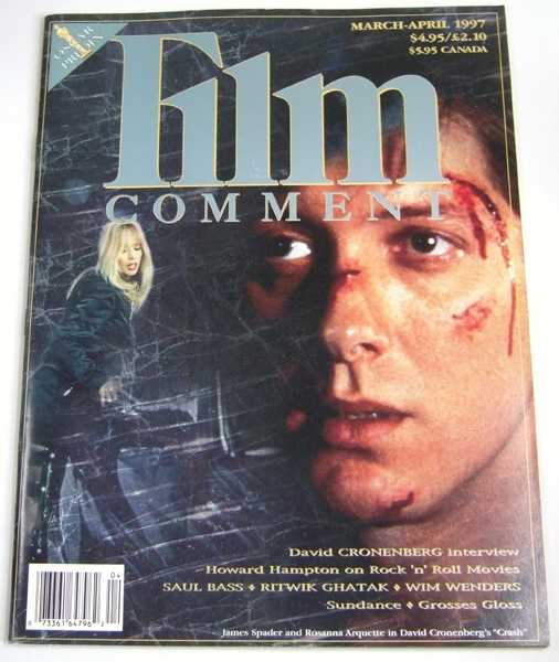 Image for Film Comment (March-April, 1997, Volume 33, #2)